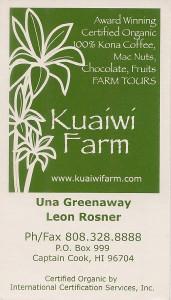 Kuaiwi Farm - Una Greenaway